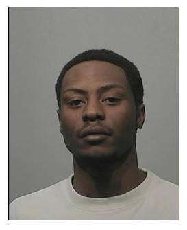 Ypsilanti Township resident Michael Joshua Glenn arrested in Detroit Jan. 11 for the Nov. 27 attempted murder of his girlfriend.(Photo courtesy Washtenaw County Sheriff's Office / Jan. 14, 2013)